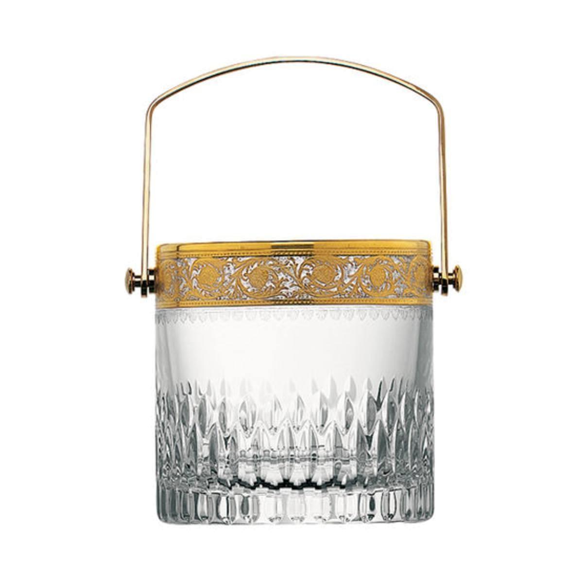 THISTLE GOLD ICE BUCKETS  Chiaia Interior Design